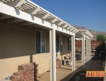 Aluminum patio covers