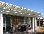 Aluminum patio covers