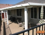 Alumawood Patio Cover Beaumont CA