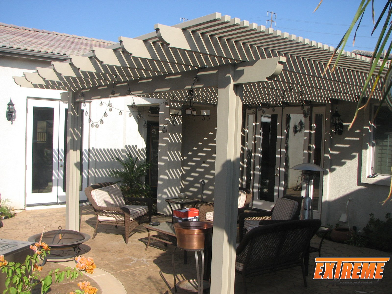 lattice cover photos patio covers