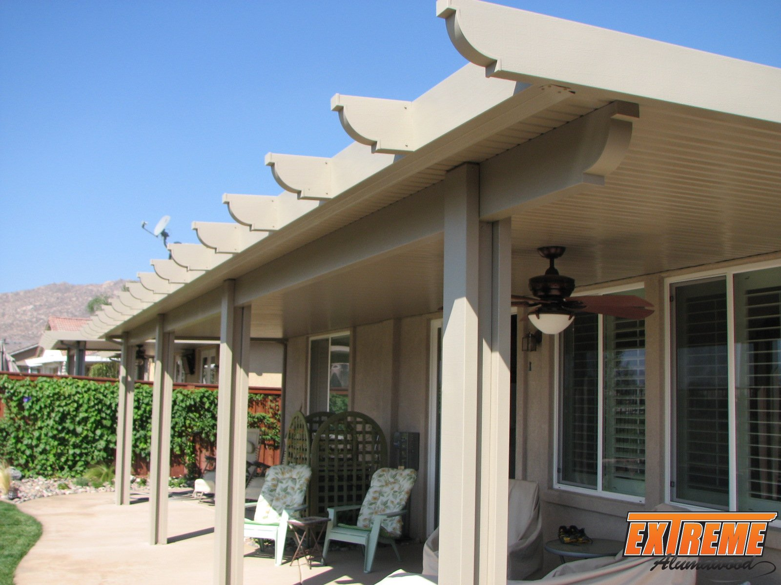 Alumatech Patio Cover Installers In Palm Springs Extreme